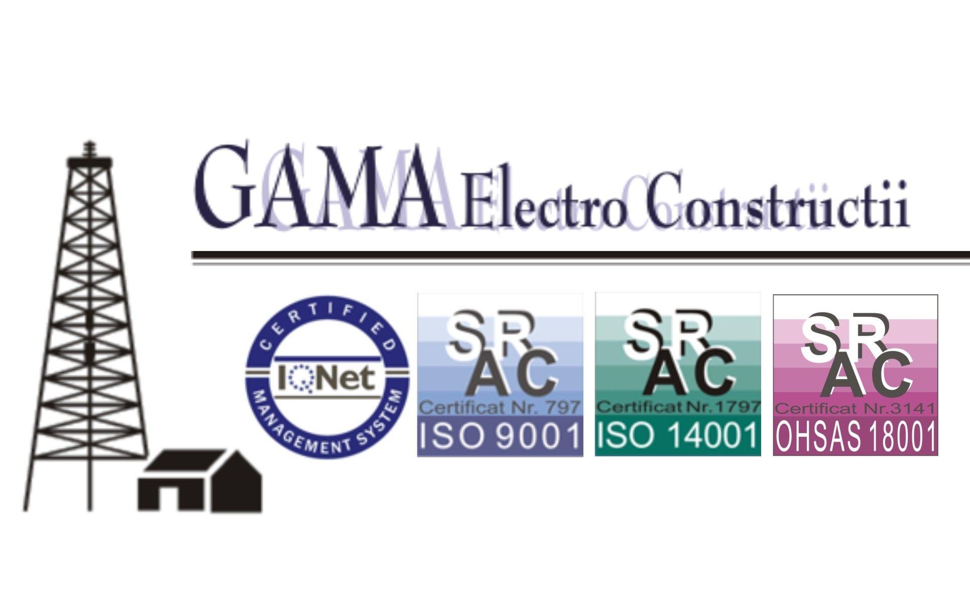 GAMA ELECTRO - CONSTRUCTII SRL