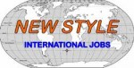NEW STYLE INTERNATIONAL JOBS