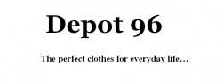 DEPOT 96 DESIGN SRL