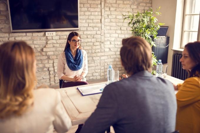 Cum sa faci o impresie buna la un interviu de angajare